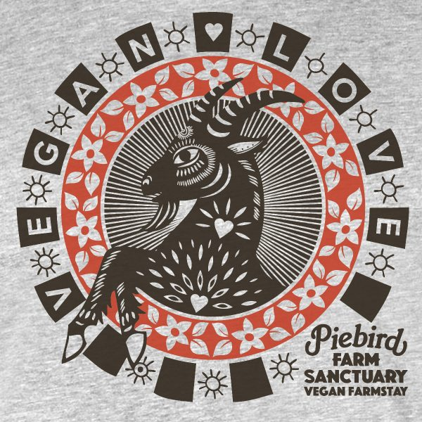 Vegan Shirt, sanctuary