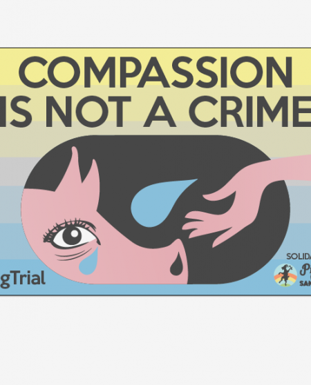 Compassion Is Not A Crime